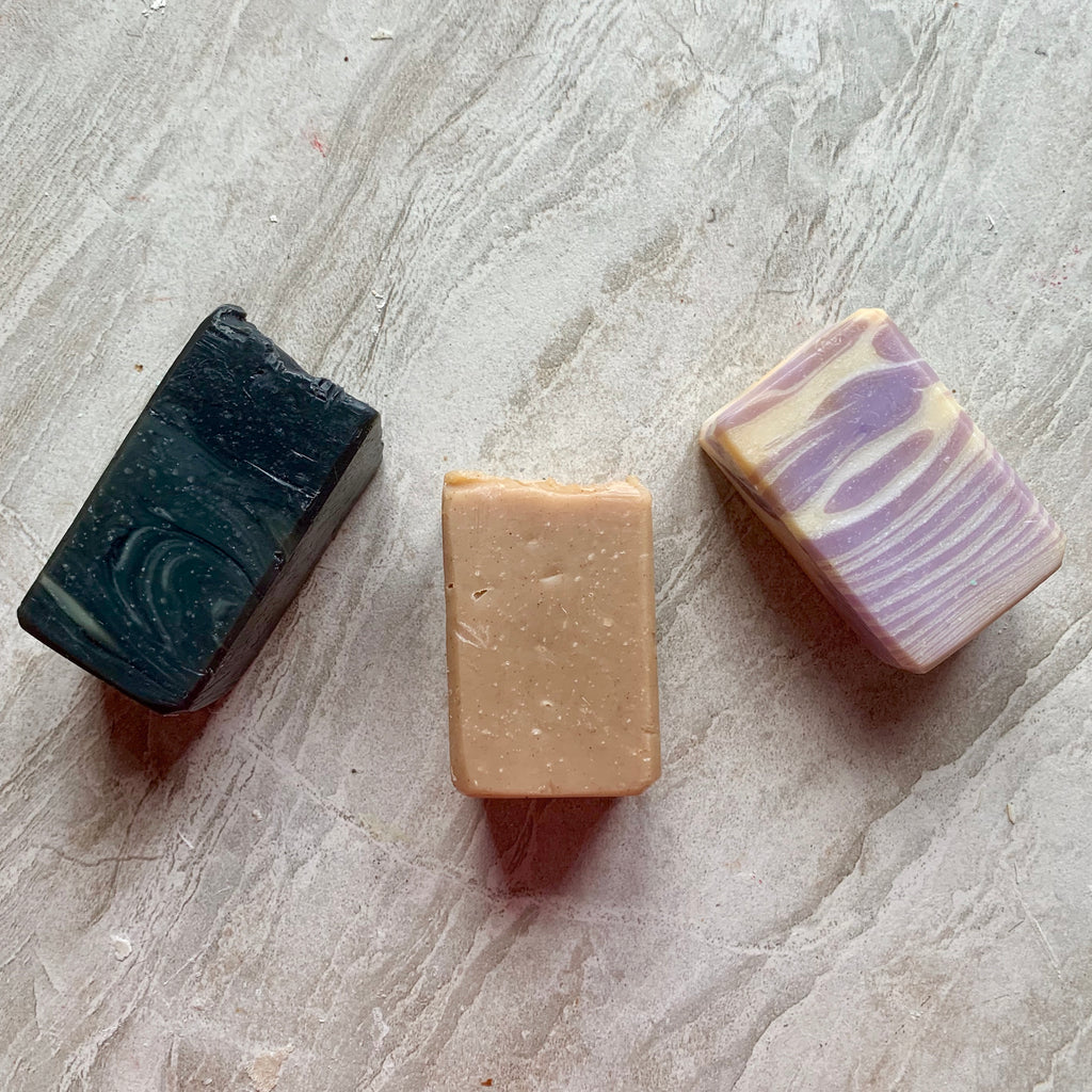 Facial Soap Bar Bundle