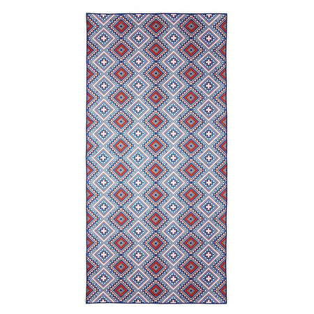 Casablanca - beach towel with classic tile patterns