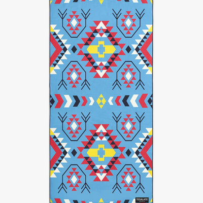 Blue Moon-Beach-Towel