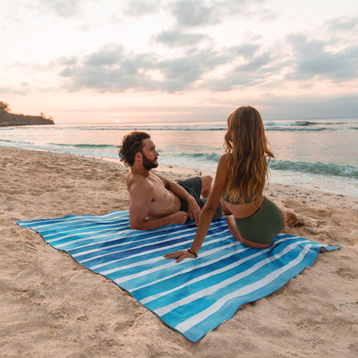 Bora Bora - Towel for Two-Beach-Towel
