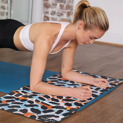 Tesalate Firestone Workout Towel