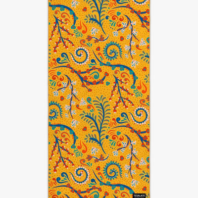 Tesalate - Into The Sun Beach Towel