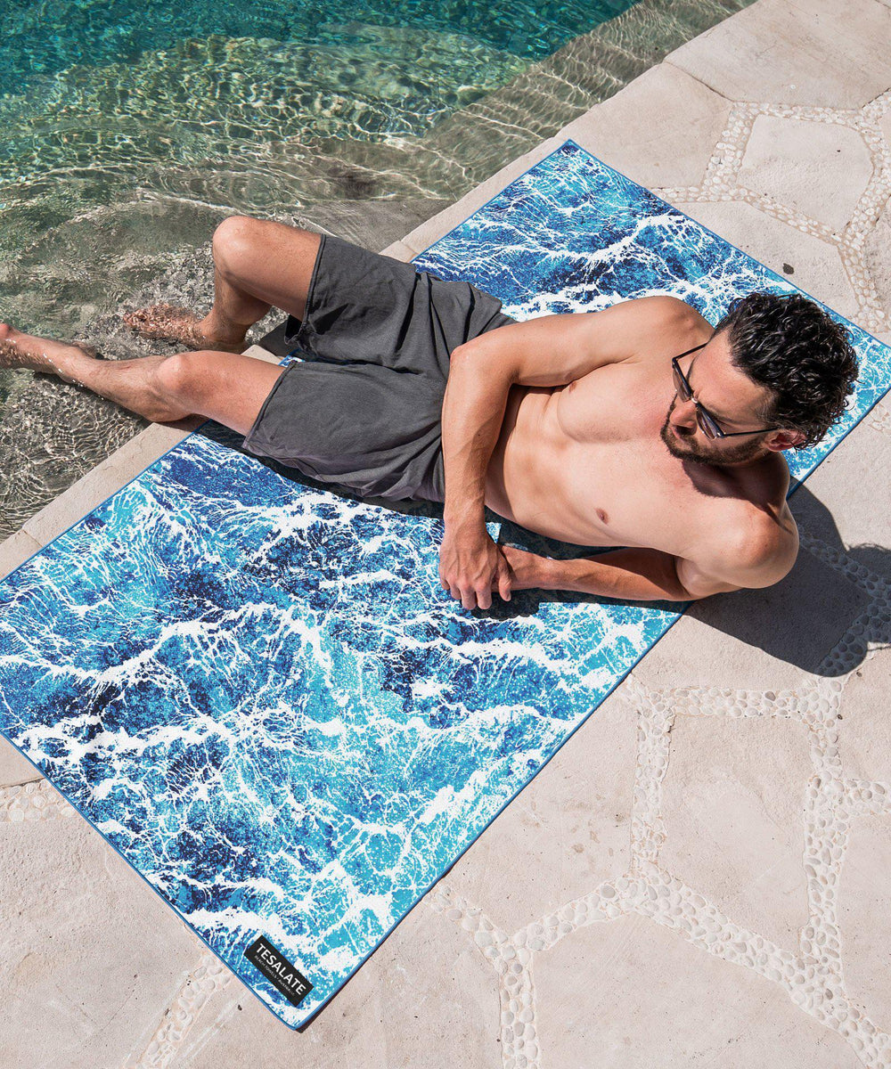 Tesalate - Tidal Beach Towel