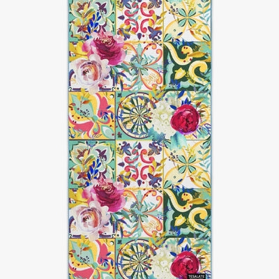 Tesalate - To Tuscany Beach Towel