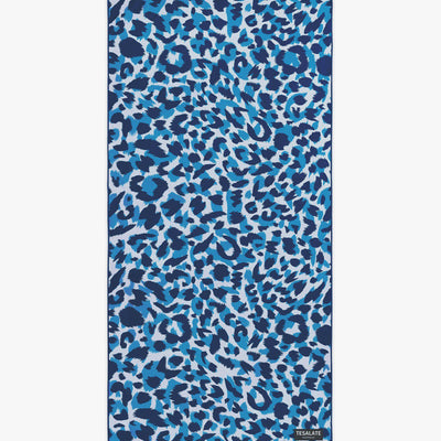 Wild Ones - Blue-Beach-Towel