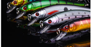5pcs/lot Fishing Lure Set 10cm