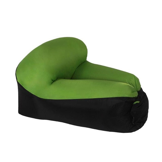 Portable Inflatable Air Chair Bed