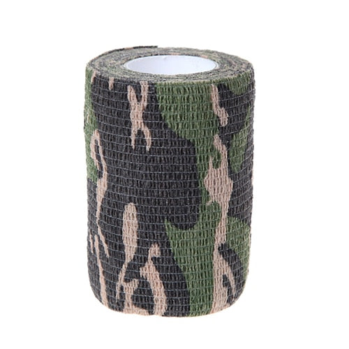 Elastic Tape Survival Wrap Bandage