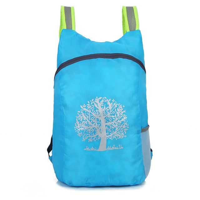 Hot Unisex Ultra Light Backpack Hiking Camping Bag Waterproof