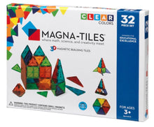 Load image into Gallery viewer, Magna Tiles 32 Piece Set