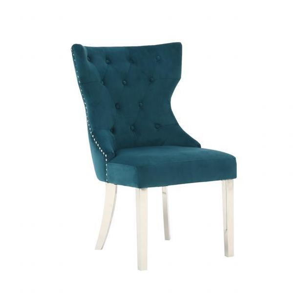 Carlton Velvet Dining Chair