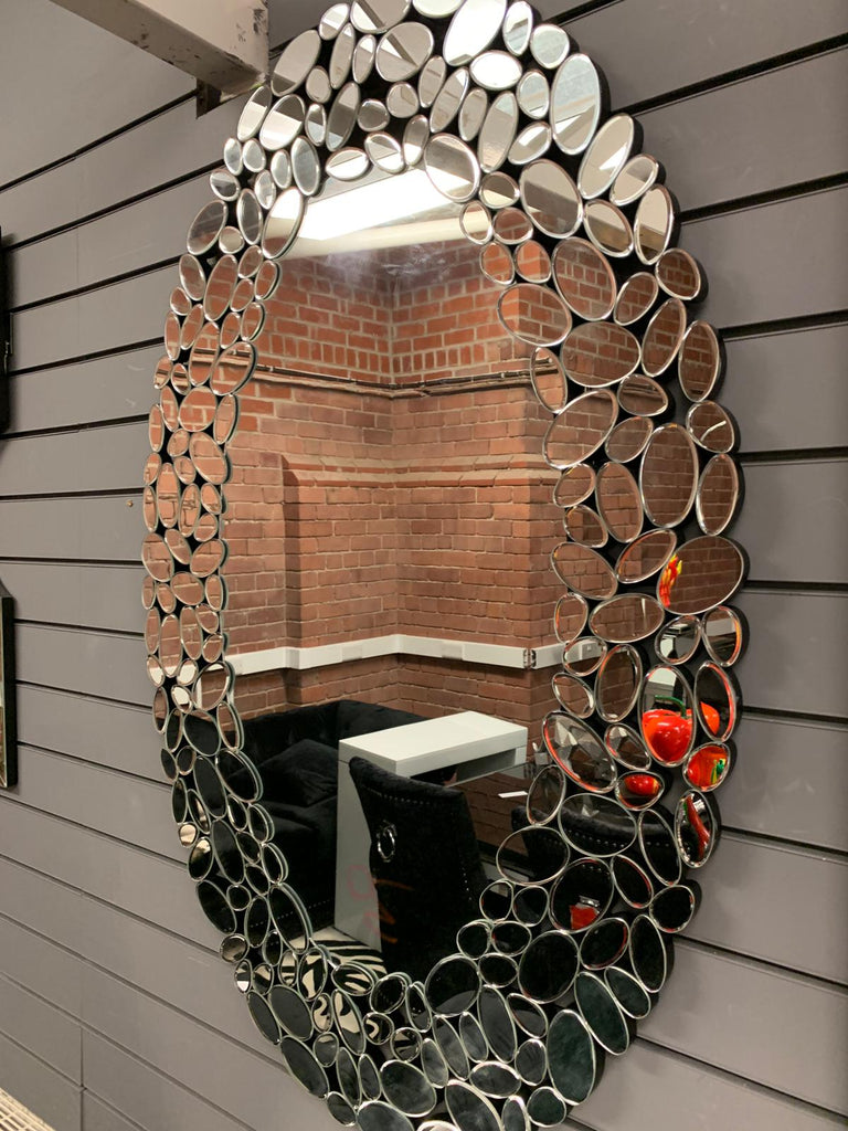 Oval Glamour Mirror