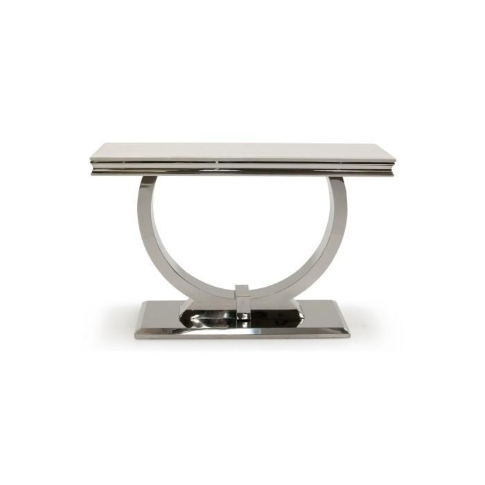 Arianna Console Table - Cream