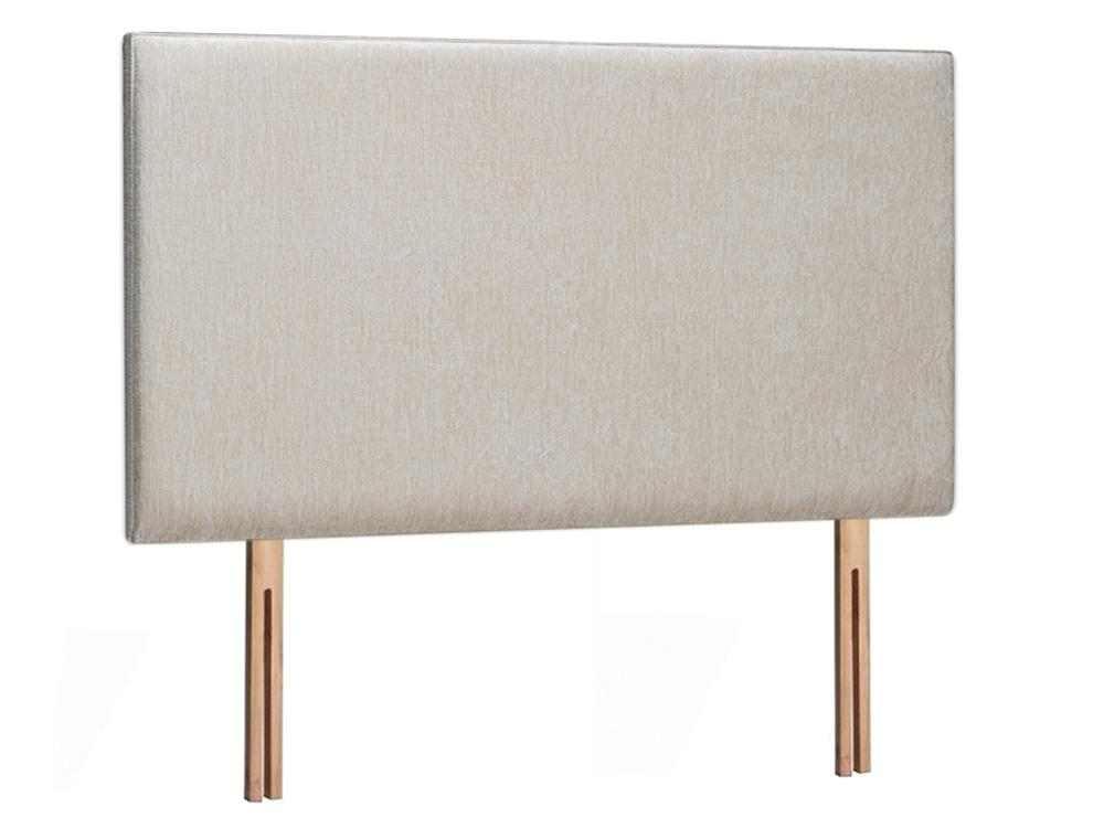 Sleep Revolution Plain Strutted Upholstered Headboard