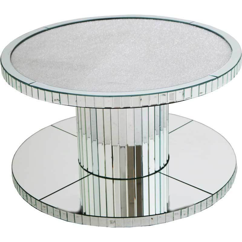 Glamour Round Coffee Table