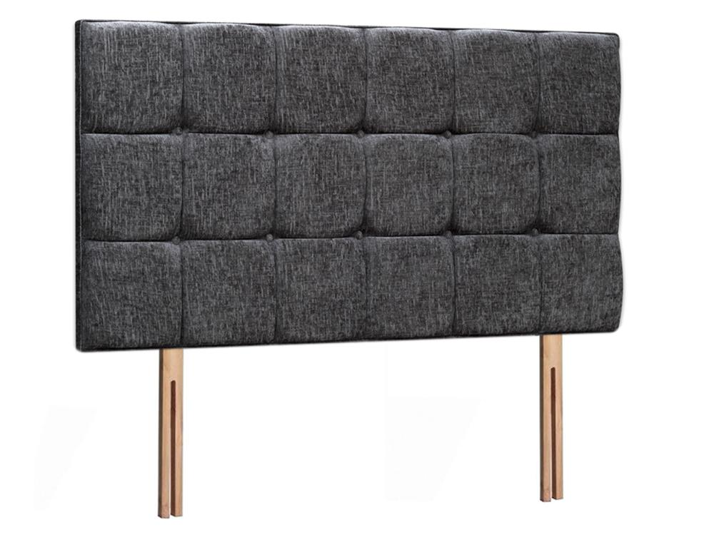 Sleep Revolution Dual Season Strutted Upholstered Headboard