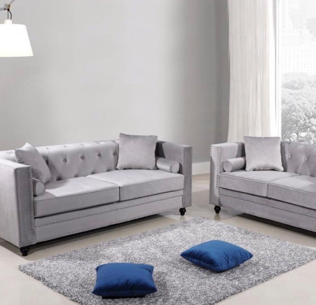 Aspen two seater SILVER