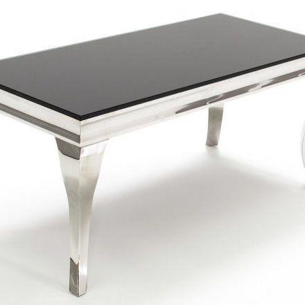 Louis Coffee Table 1100mm - Black