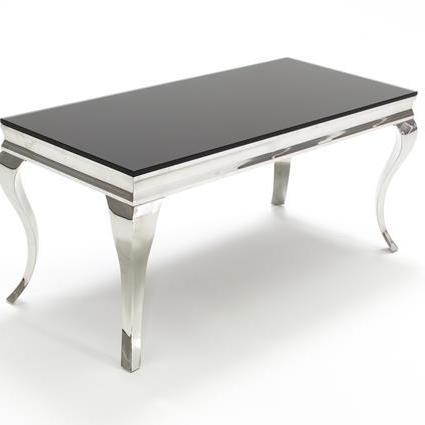Louis Coffee Table 1300mm - Black