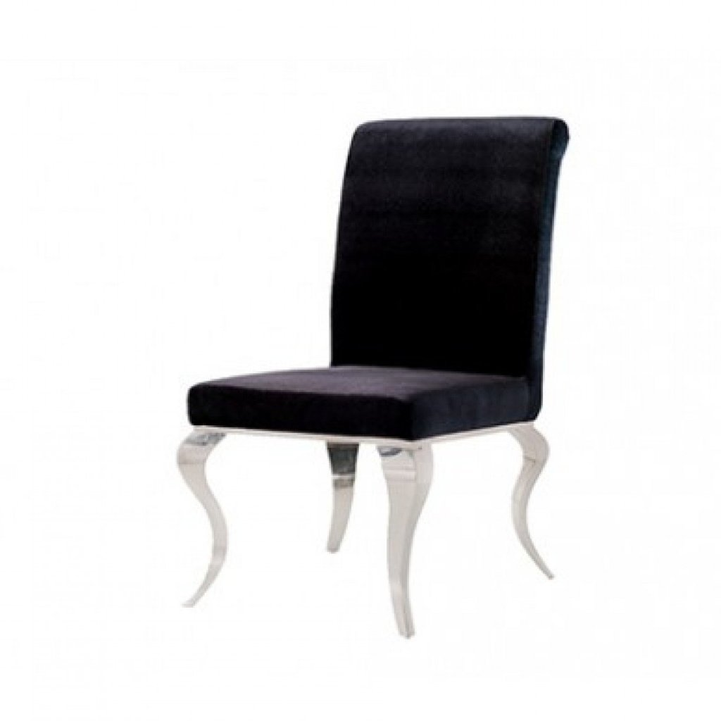 Louis Dining Chair - Black