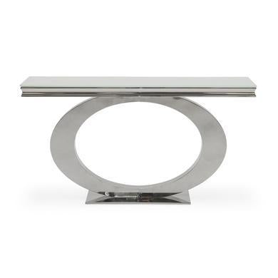 Orion Console Table - White