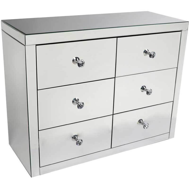 Supreme 6 Drawer Sideboard