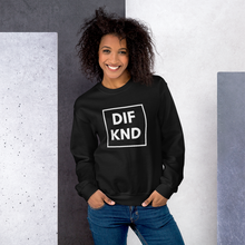 Load image into Gallery viewer, DIF KND Unisex Sweatshirt