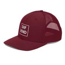 Load image into Gallery viewer, DIF KND Trucker Cap