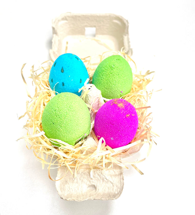 Eggciting Bath Box (3 colours)