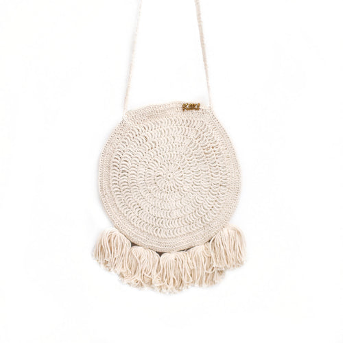 Crudo Macrame Bag
