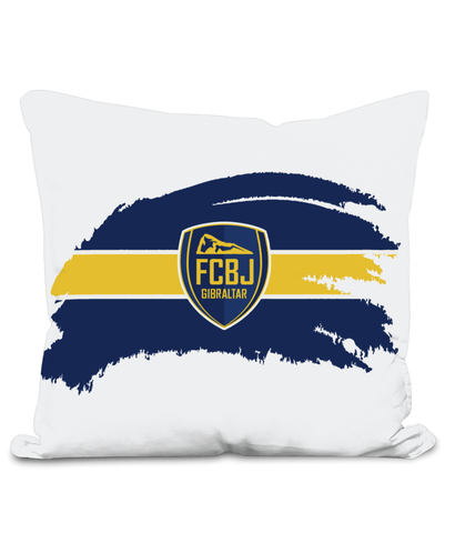 Fc Boca Splash 50cm Throw Cushion