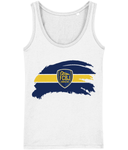 FC Boca Swoosh Ladies Tank Top