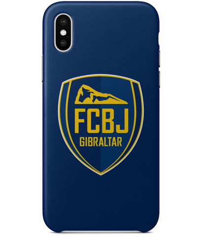 iPhone XS Full Wrap Case Iphone Case Badge