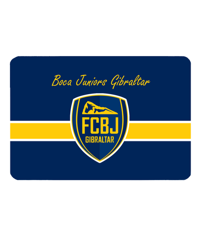FC Boca Pet Food Mat