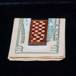 Lattice Wallet Clip