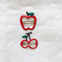Snap Back Clips - Apple