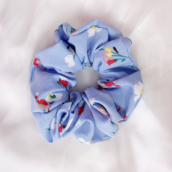 Party Scrunchie - Sky