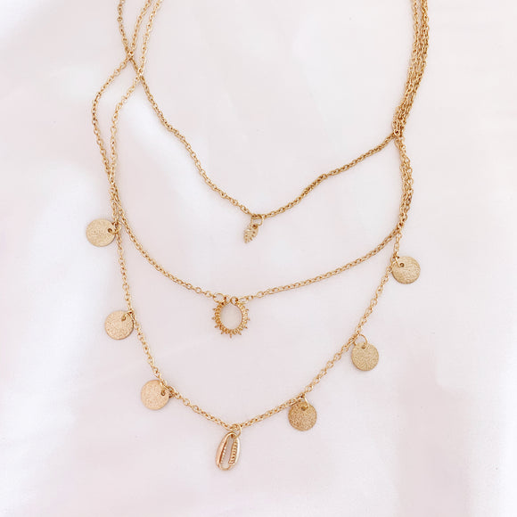 Gypsy Layered Necklace