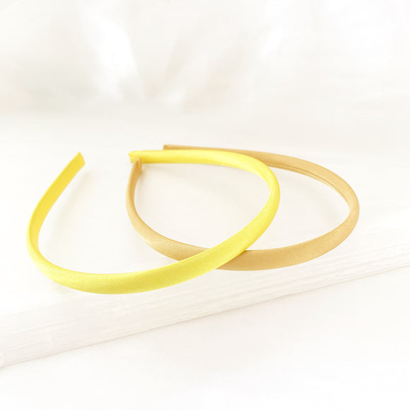 Mini Headband Set - Goldie