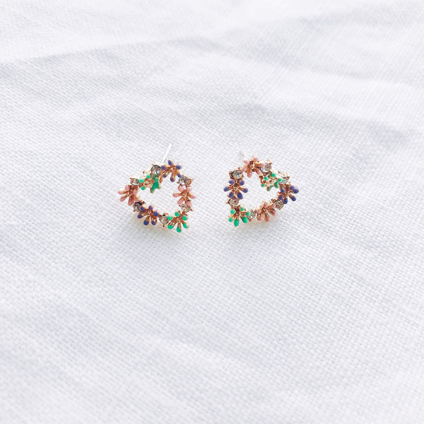 Mini Studs - The Love Heart One