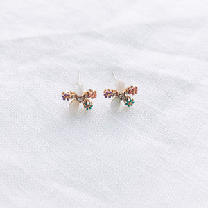 Mini Studs - The Flower One