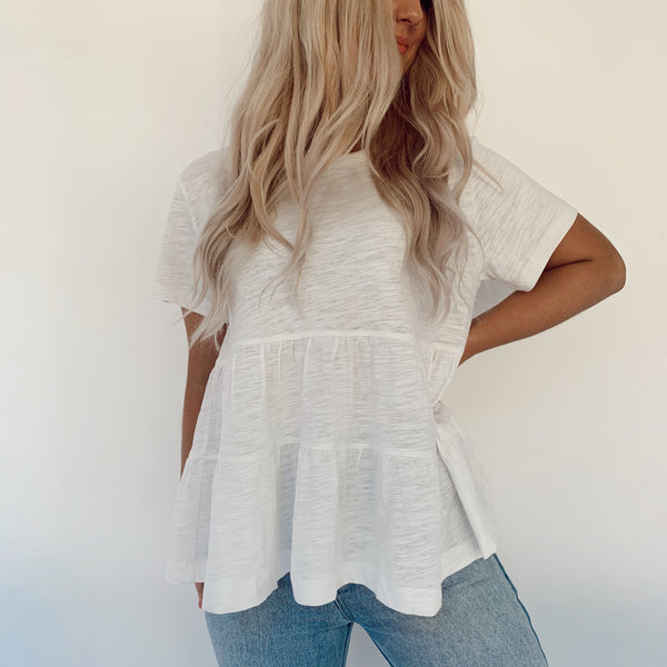 Missy Top - White