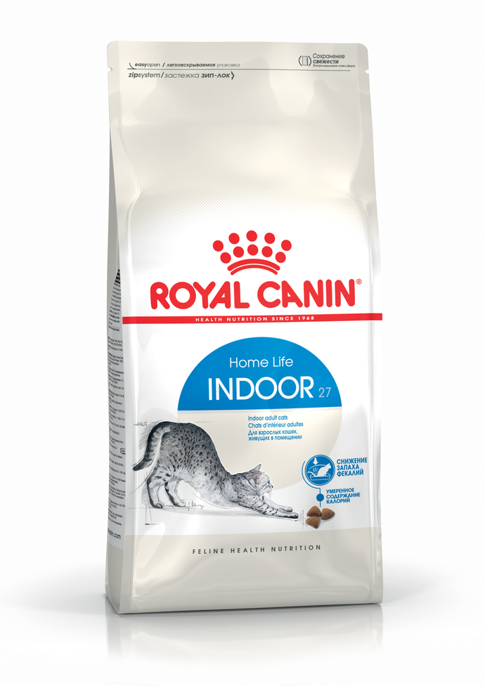Royal Canin INDOOR 27 - The Vet Store Online