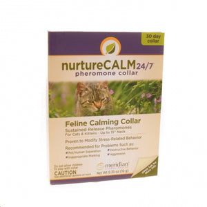 Nurture Calming Collar Cat