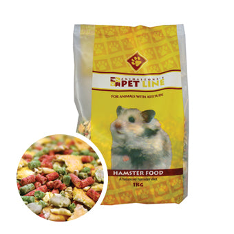 Hamster Food, Animalzone 1kg - The Vet Store Online