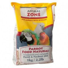 Animalzone Parrot Food Natural