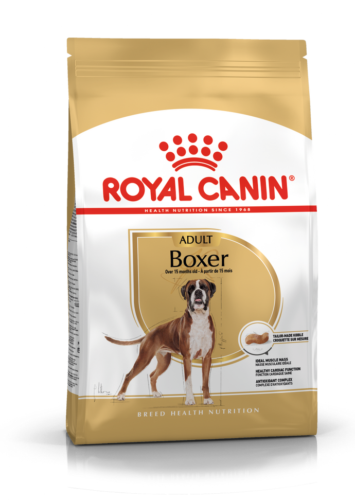 Royal Canin BOXER Adult 12kg - The Vet Store Online
