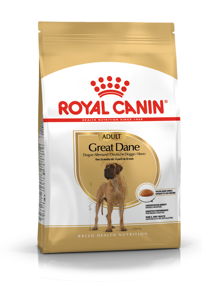 Royal Canin GREAT DANE Adult 12kg - The Vet Store Online