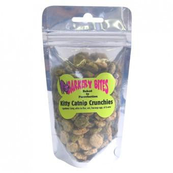 Biscuits, Barkery Bites Cat Crunchies - The Vet Store Online