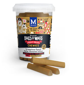 Montego BAGS O' WAGS  CHEWIES FOR PUPPIES 350g